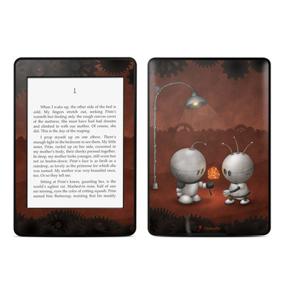 Amazon Kindle Paperwhite Skin - Robots In Love