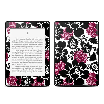 Amazon Kindle Paperwhite Skin - Rose Noir