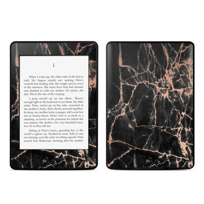 Amazon Kindle Paperwhite Skin - Rose Quartz Marble