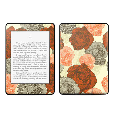 Amazon Kindle Paperwhite Skin - Roses