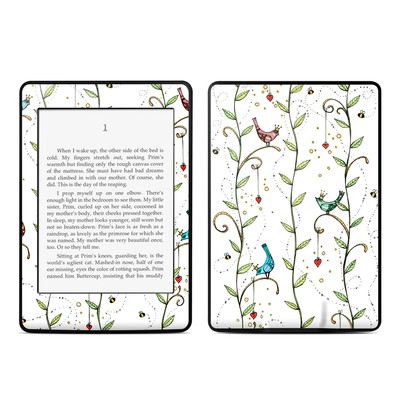 Amazon Kindle Paperwhite Skin - Royal Birds