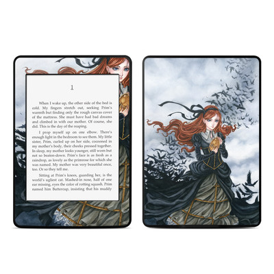 Amazon Kindle Paperwhite Skin - Raven's Treasure