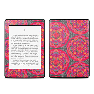 Amazon Kindle Paperwhite Skin - Ruby Salon