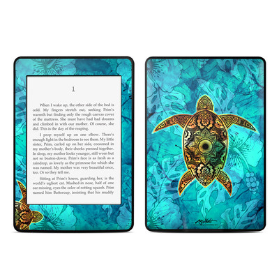 Amazon Kindle Paperwhite Skin - Sacred Honu