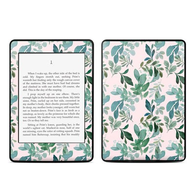 Amazon Kindle Paperwhite Skin - Sage Greenery