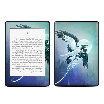 Amazon Kindle Paperwhite Skin - Saint Corvus
