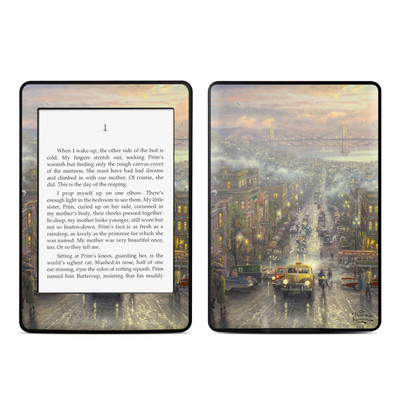 Amazon Kindle Paperwhite Skin - Heart of San Francisco