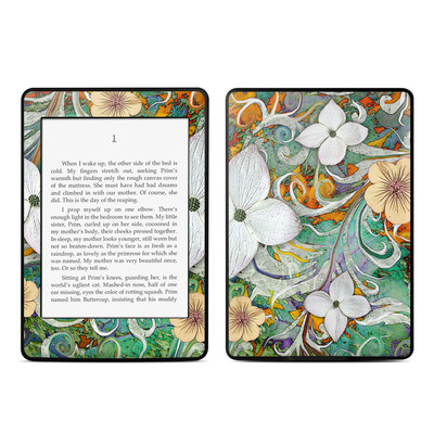 Amazon Kindle Paperwhite Skin - Sangria Flora