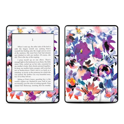 Amazon Kindle Paperwhite Skin - Sara