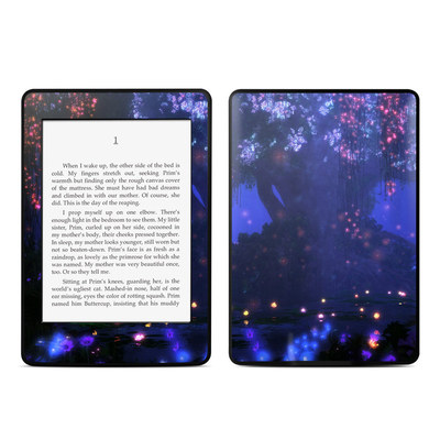 Amazon Kindle Paperwhite Skin - Satori Night