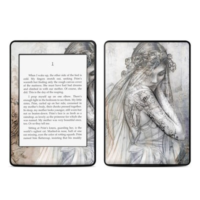 Amazon Kindle Paperwhite Skin - Scythe Bride