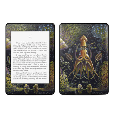 Amazon Kindle Paperwhite Skin - Sea Flowers