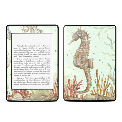 Amazon Kindle Paperwhite Skin - Seahorse Trio