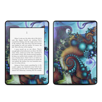 Amazon Kindle Paperwhite Skin - Sea Jewel