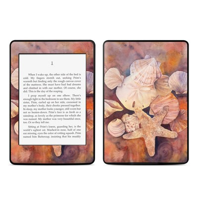 Amazon Kindle Paperwhite Skin - Sea Shells