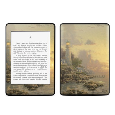 Amazon Kindle Paperwhite Skin - Sea of Tranquility