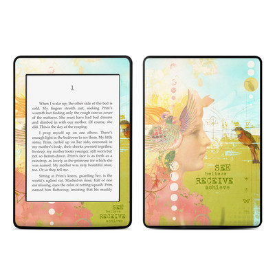 Amazon Kindle Paperwhite Skin - See Believe