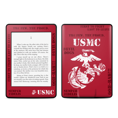 Amazon Kindle Paperwhite Skin - Semper Fi