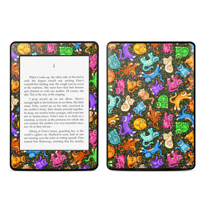 Amazon Kindle Paperwhite Skin - Sew Catty