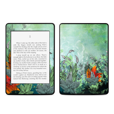 Amazon Kindle Paperwhite Skin - Sea Flora