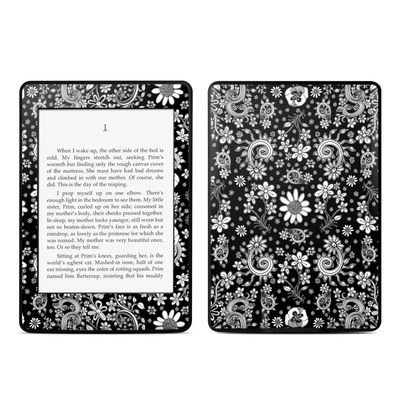 Amazon Kindle Paperwhite Skin - Shaded Daisy
