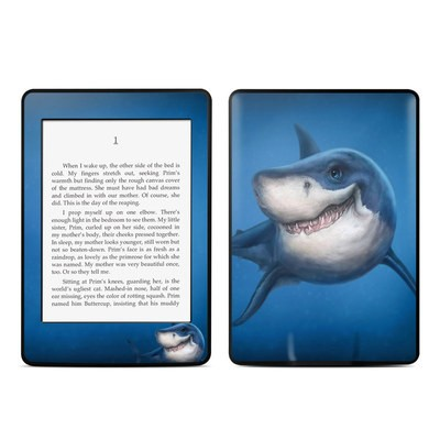 Amazon Kindle Paperwhite Skin - Shark Totem
