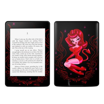 Amazon Kindle Paperwhite Skin - She Devil