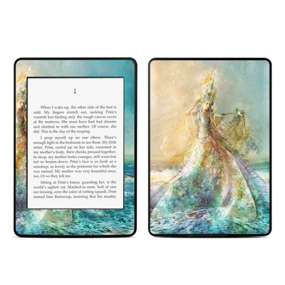 Amazon Kindle Paperwhite Skin - The Shell Maiden