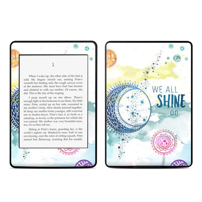 Amazon Kindle Paperwhite Skin - Shine On