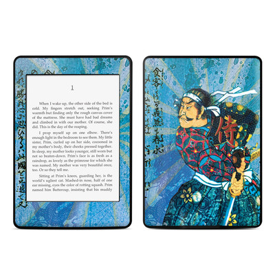 Amazon Kindle Paperwhite Skin - Samurai Honor