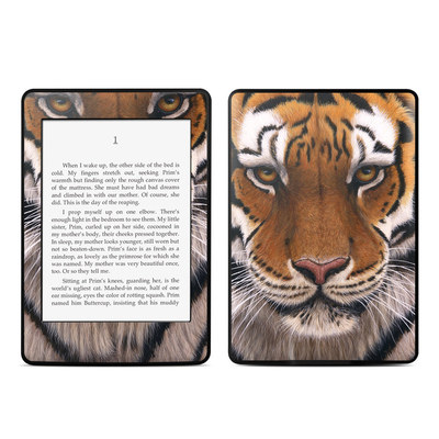 Amazon Kindle Paperwhite Skin - Siberian Tiger