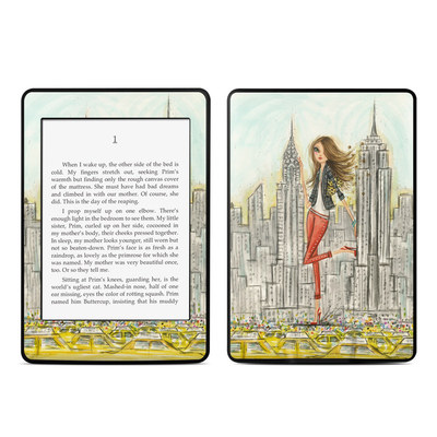 Amazon Kindle Paperwhite Skin - The Sights New York