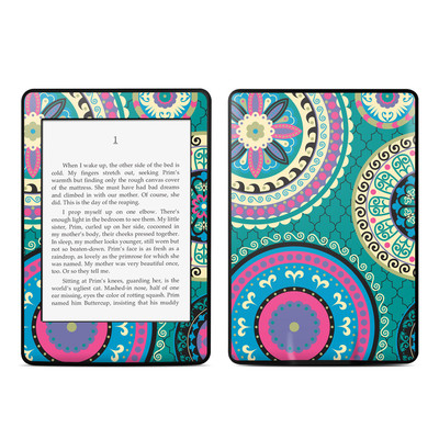 Amazon Kindle Paperwhite Skin - Silk Road