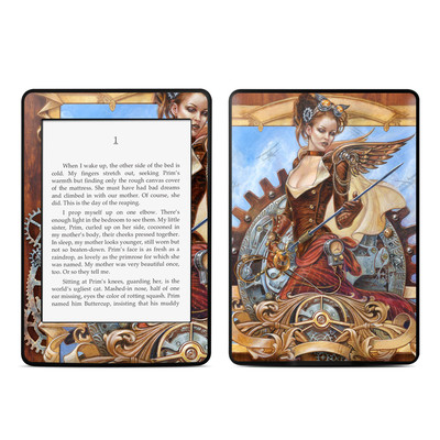 Amazon Kindle Paperwhite Skin - Steam Jenny