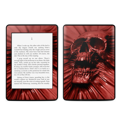 Amazon Kindle Paperwhite Skin - Skull Blood