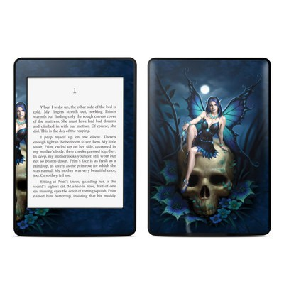 Amazon Kindle Paperwhite Skin - Skull Fairy