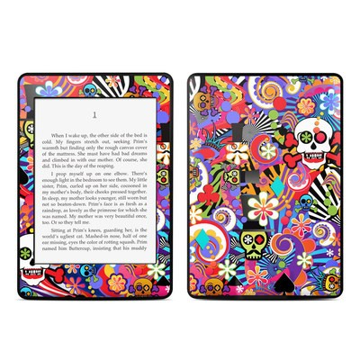 Amazon Kindle Paperwhite Skin - Skull Squad