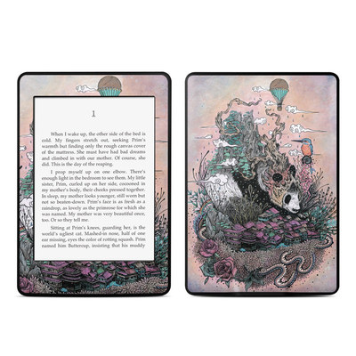 Amazon Kindle Paperwhite Skin - Sleeping Giant