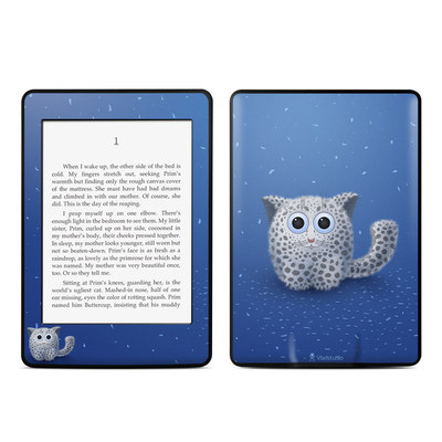 Amazon Kindle Paperwhite Skin - Snow Leopard