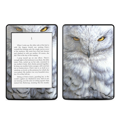 Amazon Kindle Paperwhite Skin - Snowy Owl