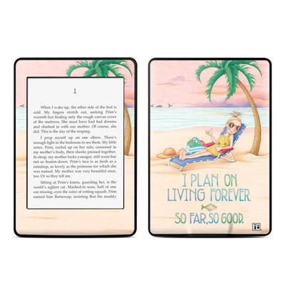 Amazon Kindle Paperwhite Skin - So Far So Good