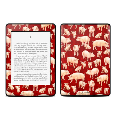 Amazon Kindle Paperwhite Skin - Some Pig