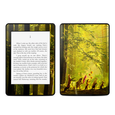 Amazon Kindle Paperwhite Skin - Secret Parade