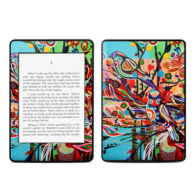 Amazon Kindle Paperwhite Skin - Spring Birds