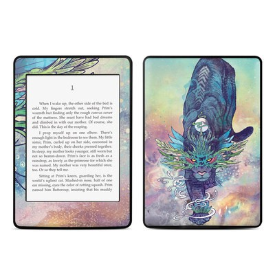 Amazon Kindle Paperwhite Skin - Spectral Cat