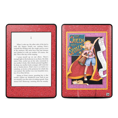 Amazon Kindle Paperwhite Skin - Queen Has Spoken