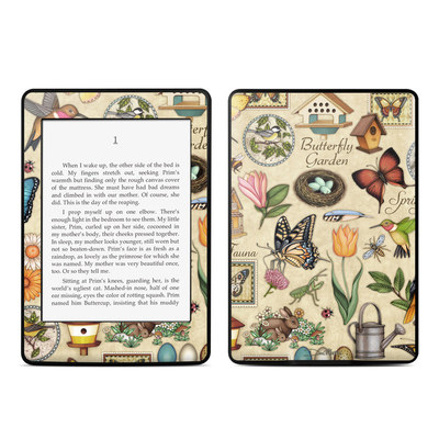 Amazon Kindle Paperwhite Skin - Spring All