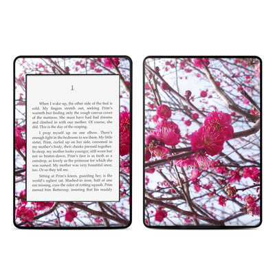 Amazon Kindle Paperwhite Skin - Spring In Japan