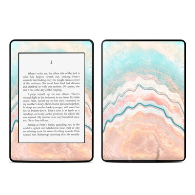 Amazon Kindle Paperwhite Skin - Spring Oyster