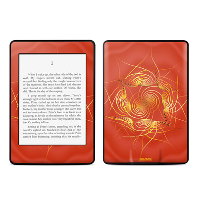 Amazon Kindle Paperwhite Skin - Spiral Stellations